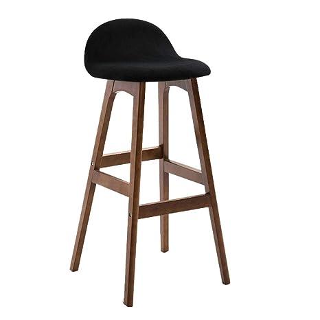Sensational Amazon Com 29 Inch Height Solid Wood Bar Stool Northern Dailytribune Chair Design For Home Dailytribuneorg
