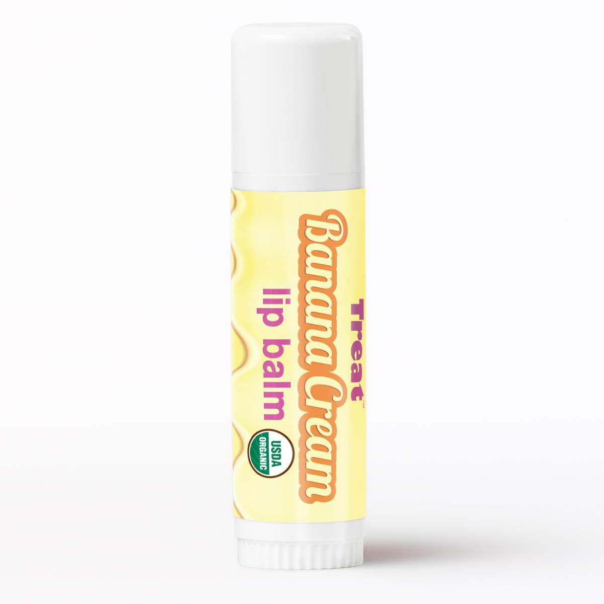 Treat Banana Cream Old Fashioned Jumbo Flavored Lip Balm
