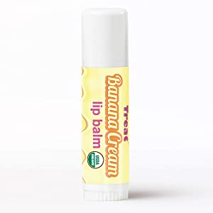 Treat Banana Cream Old Fashioned Jumbo Flavored Lip Balm