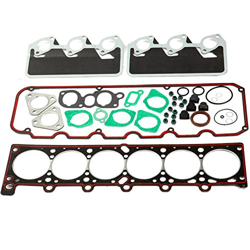 ECCPP for Cylinder Head Gasket Set Fits BMW M20 E30 E34 325i 325is 325iX 525i Engine Head Gaskets Kit
