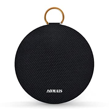 Review AOMAIS Ball Bluetooth Speakers,