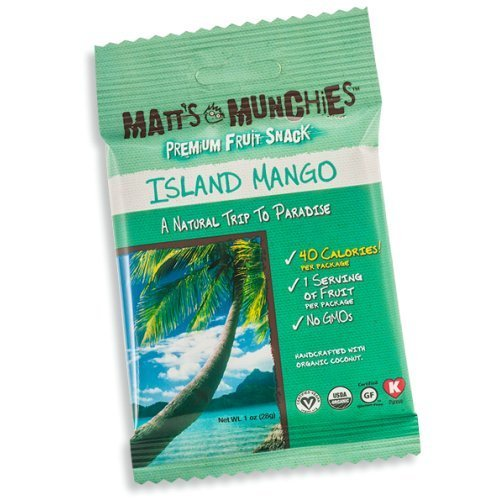 Matt's Munchies Fruit Snack 12 pack