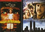 The Wicker Man , World Trade Center : Nicolas Cage 2 Pack Collection