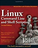 Linux Command Line and Shell Scripting Bible, Richard Blum and Christine Bresnahan, 1118004426