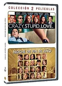 Pack Crazy Stupid Love + Noche De Fin De Año [DVD]: Amazon.es: Steve Carell, Ryan Gosling, Sarah Jessica Parker, Jessica Biel, Glen Ficarra, Garry Marshall, Steve Carell, Ryan Gosling, Steve Carell, Toby