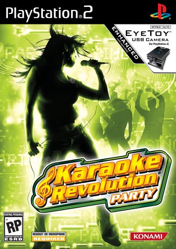 Fast Song Costumes (Karaoke Revolution Party - PlayStation 2)