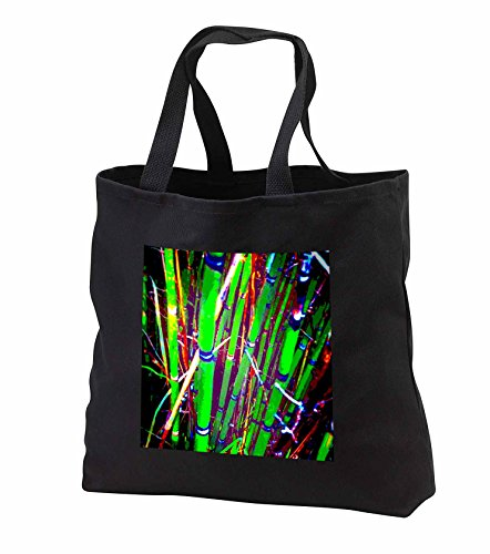 DYLAN SEIBOLD - PHOTOGRAPHY - HORSETAIL GROUP - Tote Bags - Black Tote Bag JUMBO 20w x 15h x 5d (tb_245704_3)