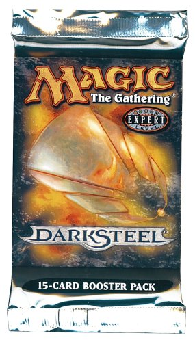 Magic the Gathering Darksteel Booster Pack 15 cards
