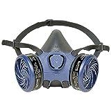 Moldex 507-7102 Medium Pre-Assembled 7000 Half Mask Respirator