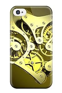 Jill Pelletier Allen's Shop New Style 6355710K52132780 Tough Iphone Case Cover/ Case For Iphone 4/4s(3d)