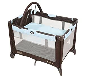 Graco Pack 'N Play Playard with Bassinet, Kensly (Discontinued by Manufacturer)