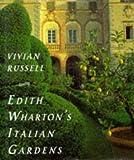 Edith Wharton's Italian Gardens by Vivian Russell front cover