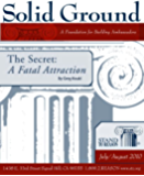 The Secret: A Fatal Attraction (Solid Ground)