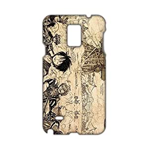 Angl 3D Case Cover Cartoon Anime One Piece Phone Samsung Galxy S4 I9500/I9502