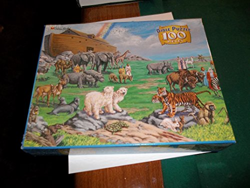 Noahs Jigsaw Book Ark - golden books noahs ark 2 ~ bible puzzle
