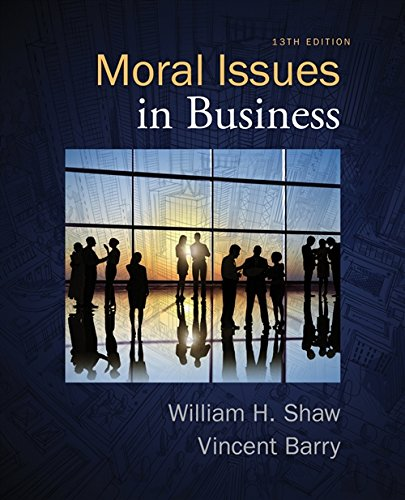 Moral Issues in Business from imusti