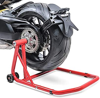 Single Sided Paddock Stand Set for Honda VFR 750 F 90-97 Rear Front CLR
