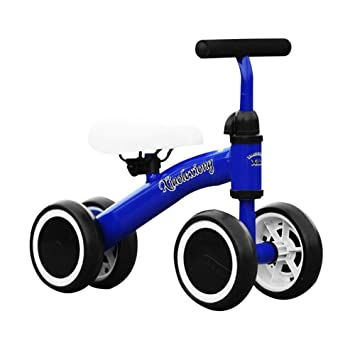 Bicicleta de equilibrio para niños Equilibrio Andador triciclo ...
