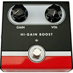JET CITY GS HIGH-GAIN BOOST