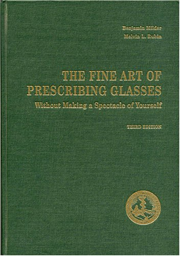 The Fine Art of Prescribing Glasses Without Making a Spectacle of Yourself - Yourself Fine Art