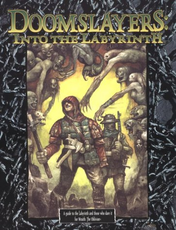 Pdf Science Fiction Doomslayers: Into the Labyrinth (Wraith: The Oblivion)