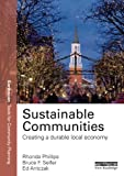 img - for Sustainable Communities: Creating a Durable Local Economy (Earthscan Tools for Community Planning) (Volume 2) book / textbook / text book