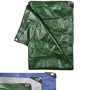 High Quality Tarpaulin Tarp Covers 180 g/m² - 300 x 600 cm - Green