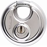 Sterling SPL100 70mm Closed Shackle Disc Padlock with Stainless Steel Body
