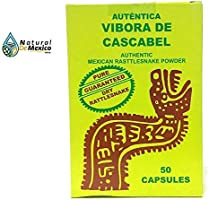 Amazon.com: Authentic Mexican Rattlesnake Powder 100 ...
