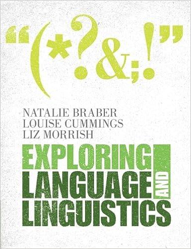 Amazon exploring language and linguistics 9781107662506 exploring language and linguistics fandeluxe Image collections