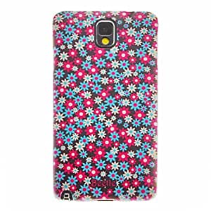 Little Shivering Smooth Painting Pattern Protective Hard Back Cover Case for Samsung Galaxy Note3 N9006