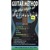 Guitar Method: Metallica