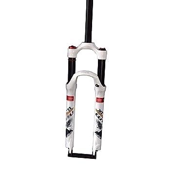 LSRRYD Horquilla Bicicleta Montaña 26 27.5 29 Pulgadas Aleación ...