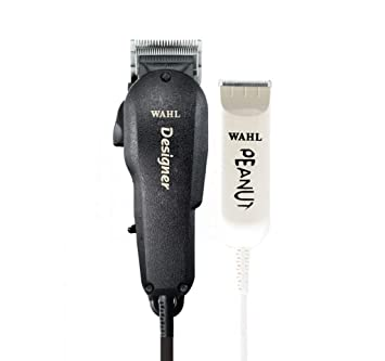 e16d6054e Amazon.com: Wahl Professional All Star Clipper/Trimmer Combo #8331 Features  Designer Clip and Peanut Trimmer Includes Accessories: Beauty