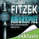 Amokspiel: Das ungekürzte Hörspiel Performance by Sebastian Fitzek, Johanna Steiner Narrated by Vera Teltz, Timmo Niesner, Simon Jäger