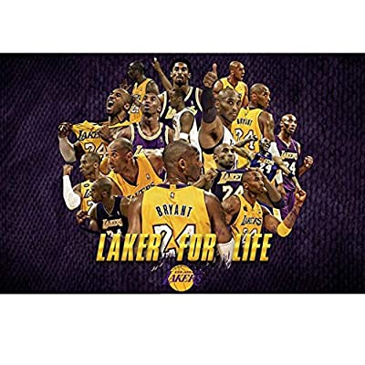 YML Basketball Player Jigsaw Puzzle Puzzle Adult Decompression Gift 300/500/1000 Pieces (Color : D, Size : 1000pcs): Toys & Games