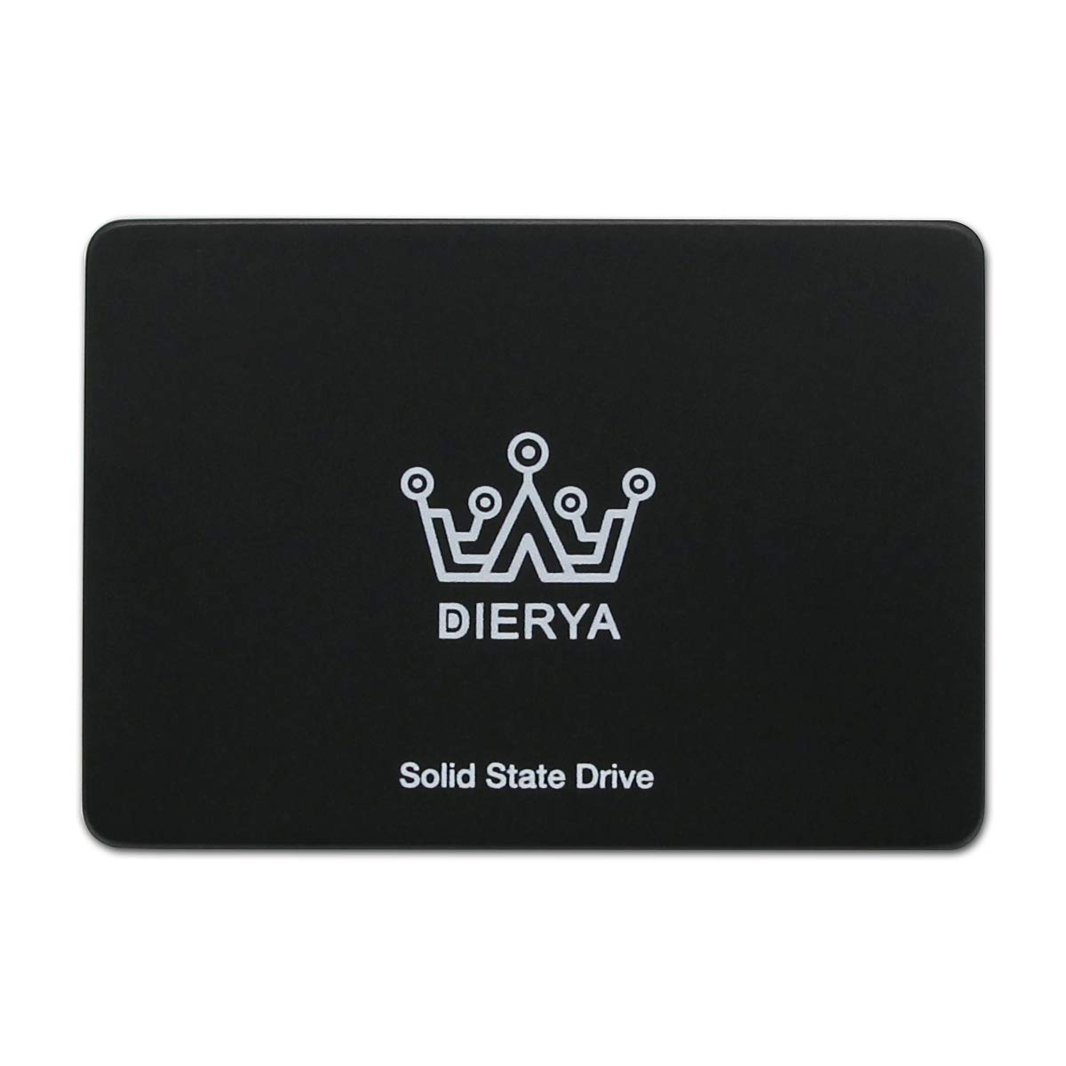 DIERYA K1 120GB Professional SSD 3D NAND SATA III 6Gbps 2.5'' Internal Solid State Drives for PC Laptop