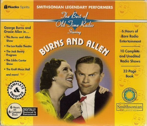 Burns and Allen (Radio Spirits and the Smithsonian)