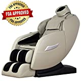 Fujita Massage Chair DR-91 3D Full Body L-Track Zero Gravity...