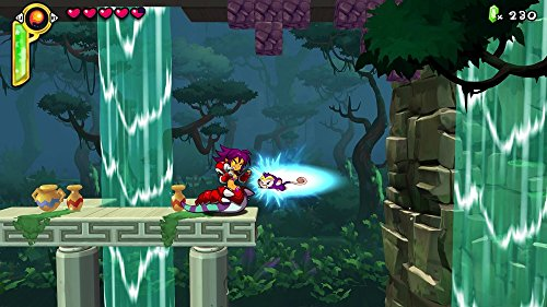 51V0ApW9fXL - Shantae: Half-Genie Hero - Ultimate Edition - Nintendo Switch