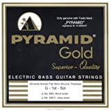 Pyramid Gold 640/5A Bass Flatwound Long Scale