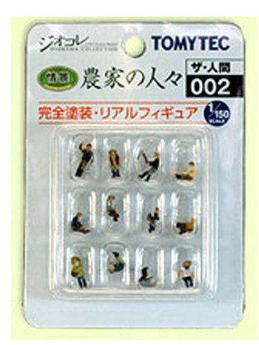 Tomytec Two Farmers Human Jiokoreza Tommy Tech X211822