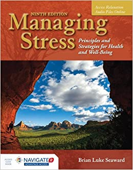 Managing Stress: Principles And Strategies For Health And Well-Being Book Pdf