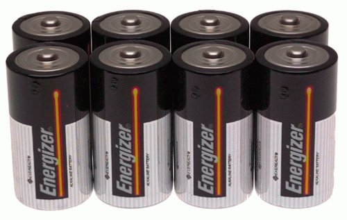 Energizer MAX C Alkaline Batteries, 8-Count For Sale