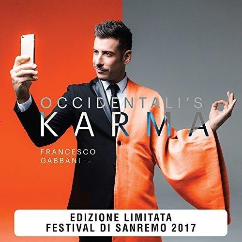 Eurovision 2017: per i  bookmakers vincerà Gabbani 51V0BQuKfNL