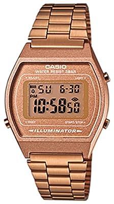 Casio Women's B640WC-5AEF Retro Digital Watch by Casio