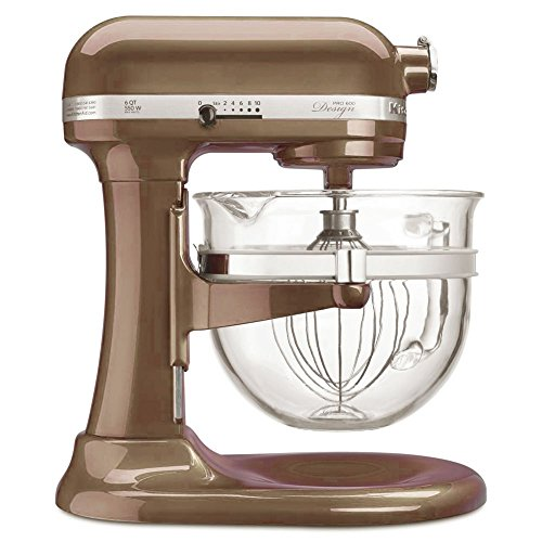 Cheap KitchenAid KF26M1QTF Pro 600 Deluxe Stand Mixer, Toffee, 6 Qt