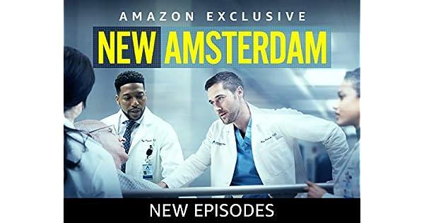 Amazon co uk: Watch New Amsterdam - Season 1 | Prime Video