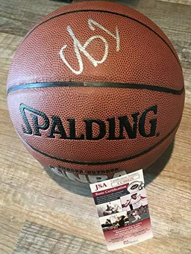 Chauncey Billups Autographed Signed Memorabilia Nba Basketball Detroit Pistons Denver Nuggets JSA Coa