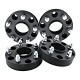 GDSMOTU 5 Lug Dodge Ram 1500 Wheel Spacers, 4pc 5x5.5 Hub-Centric Wheel Spacers Adapters 1.5 Inch 14x1.5 Studs + 77.8mm Center Bore fits 2012 2013 2014 2015 2016 2017 Ram 1500
